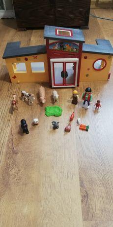 Playmobil hotel dla zwierząt