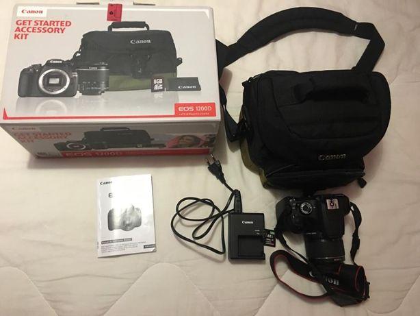 Vendo Canon EOS 1200D