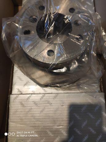 Тормозные диски задние пара volkswagen Lt 28