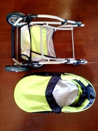 Wózek dla lalek stan bdb Polecam