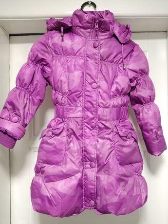 Куртка, весна-осень. 5-7лет.
