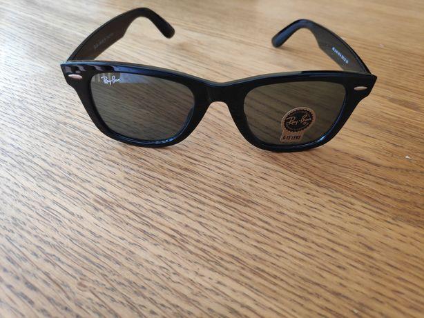 RAY-BAN wayfarer okulary przeciwsłoneczne