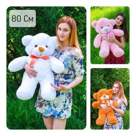 М'які іграшки, великий ведмедик плюшевий, ведмідь, панда, мишка