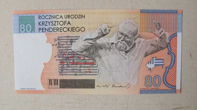 L banknot kplekcjonerski