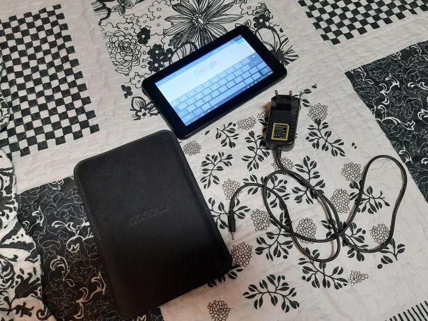 Tablet capa e carregador