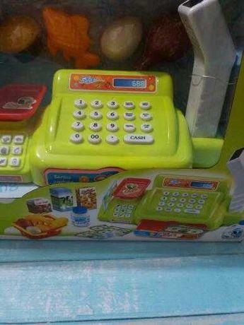 Детский кассовый аппарат, детский магазин