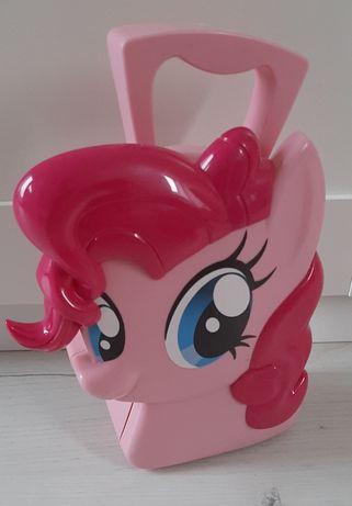 Hasbro akcesoria do włosów Pinkie Pie w walizce My little Pony