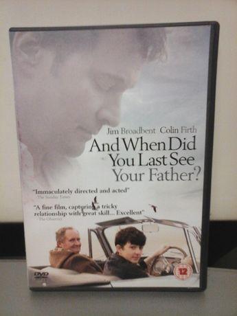 DVD Quando Viste o Teu Pai Pela Última Vez? Colin Firth - ENTREGA JÁ