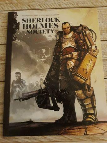 Sherlock Holmes Society. Sylvain Cordurie,Eduard Toulhoat