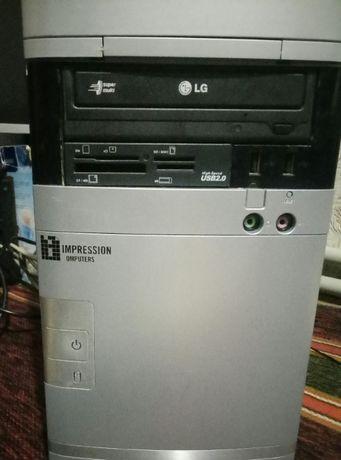 Продам компьютер для ютуба,интернета.