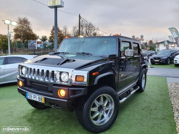 Hummer H2 6.0 SC Luxury