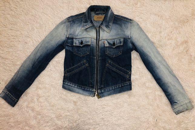 Джинсовая куртка levis original (оригинал)