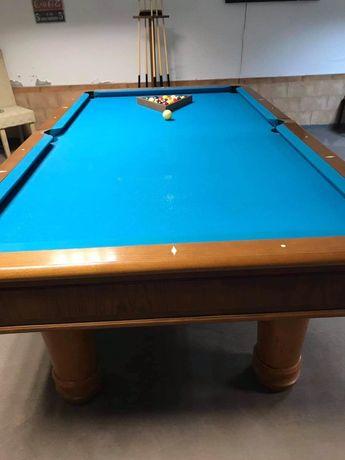 Mesa de Snooker (pouco uso)
