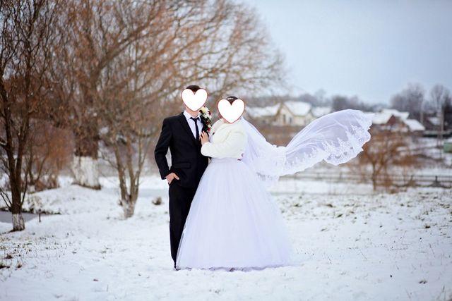 Продам весільне плаття р.46-48-50