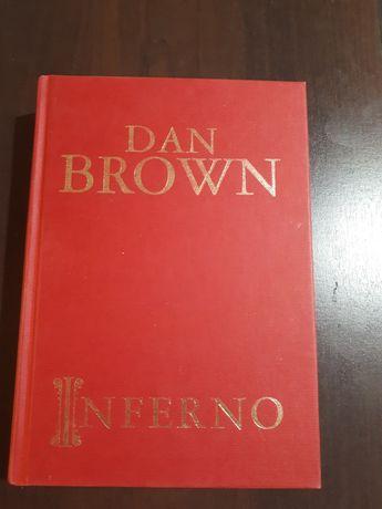 Dan Brown Inferno oprawa twarda