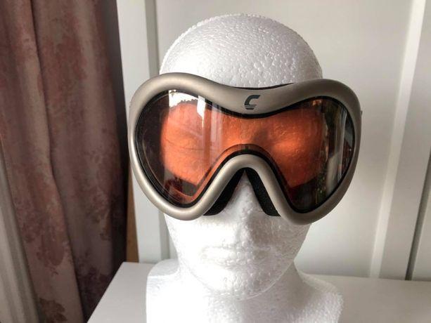 Gogle narciarskie Carrera