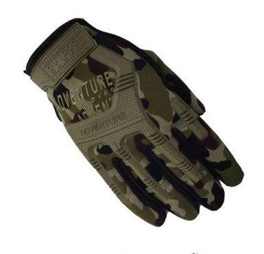 rękawice taktyczne wojskowe myśliwskie sportowe moro kamuflaż