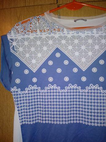 Bluzki Zara modna  L 40