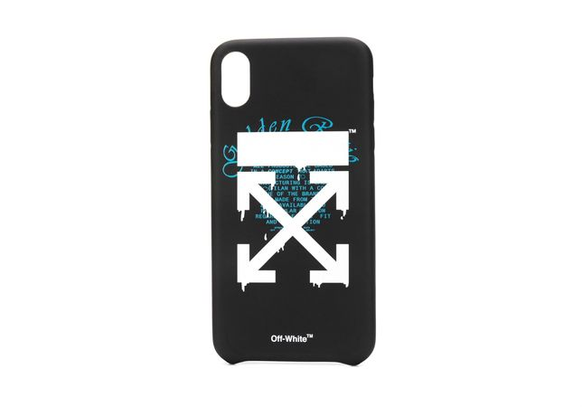 Off-white logo case iphone XS Max