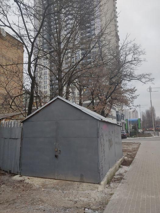 Продам гараж железный Киев - изображение 1