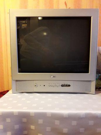 telewizor LG 21 cali kineskop.używany, sprawny w dobrym stanie