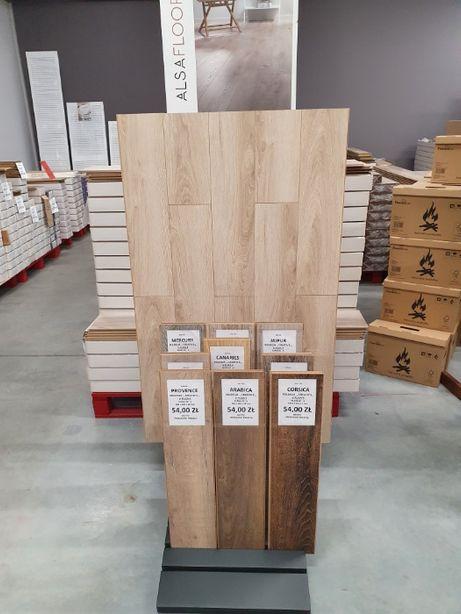 Panele podłogowe Alsafloor AC6 12mm