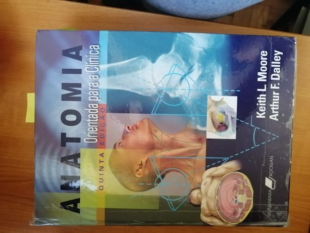 Anatomia orientada para a clínica.