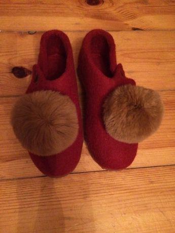 Дитяче взуття з вовни 30 розмір