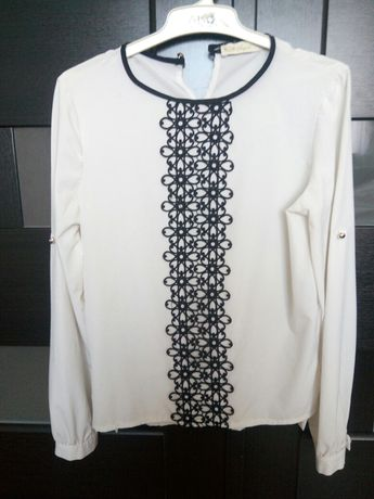 Школьная рубашка-блузка