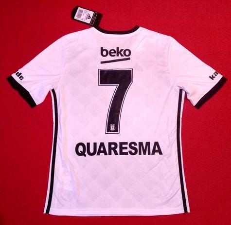Koszulka Ricardo QUARESMA #7 Besiktas Stambuł Adidas