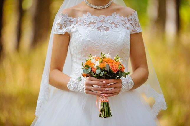 Свадебное платье турецкая вышивка