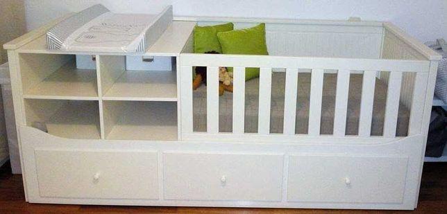 Cama/berço modelar - Hemnes IKEA
