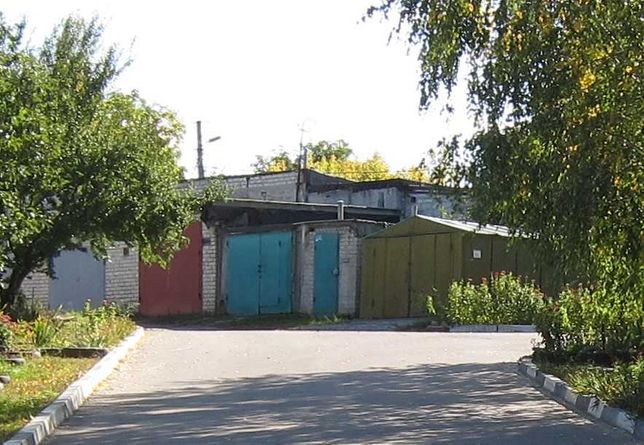 Капитальный гараж 32 м2 с подвалом 20 м2 с документами «Надия» Песочин