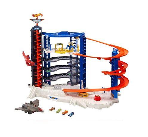 Hot Wheels® Super Ultimate Garage Play Set FDF25 Супер Гараж гигант