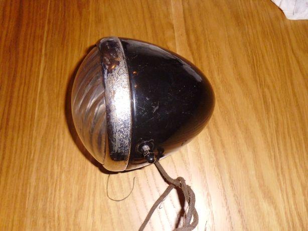 Lampa sokoł 125 podkowa 98 villiers moj 130 shl m04 marciniak przód cw