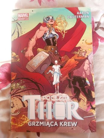 Potężna Thor, t.1