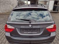 Klapa tył tylna BMW E91 Sparkling Graphite przed lift