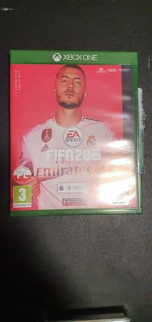 Gra Fifa 2020 na Xbox One