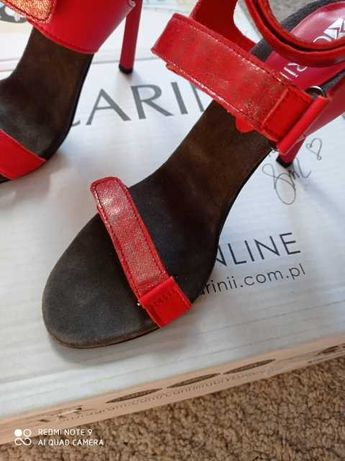 Sandały Carini