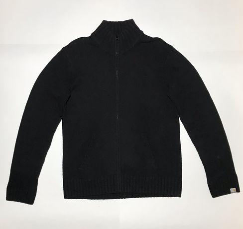 Мужской свитер с замком carhartt lambs wool
