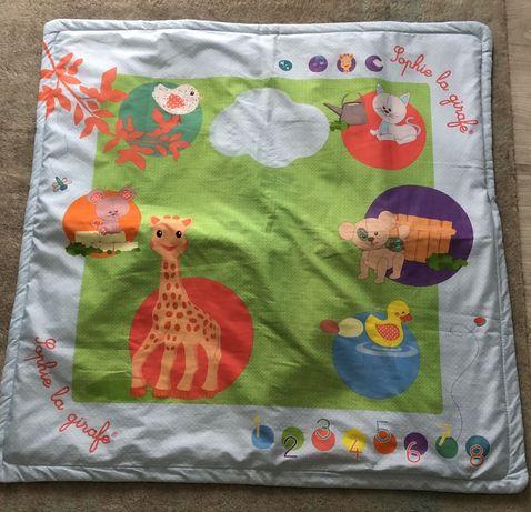 Развивающий музыкальный коврик для детей