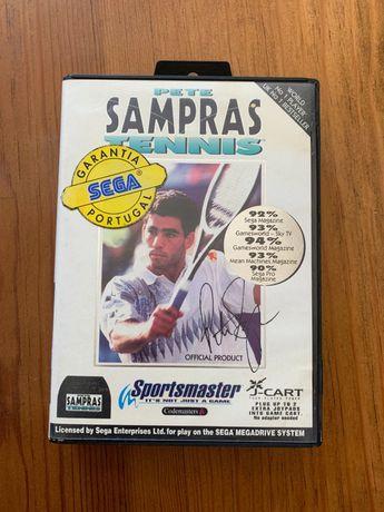 Sega Mega Drive - Pete Sampras - Tennis