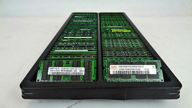 Оперативная память DDR2 2GB 667/800mhz So-Dimm (для ноутбука) Lapt