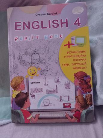 Англійська мова 4