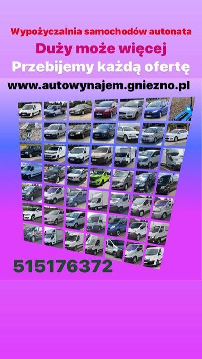 wynajem wypożyczenie samochodu wypożyczalnia busa auta samochodów aut Toruń - image 1