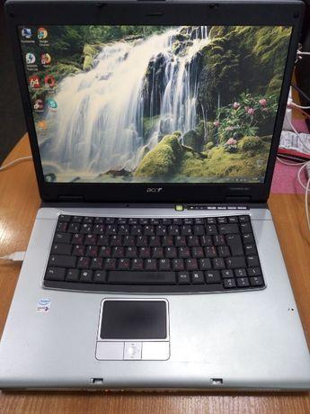 Ноутбук Acer 4200 Процесор інтел. 2ядра по 1,70 ГГц. ОЗУ 2 Гб.