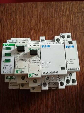 Moeller Przekaźnik Impulsowy-styczniki modułowe-włącznik