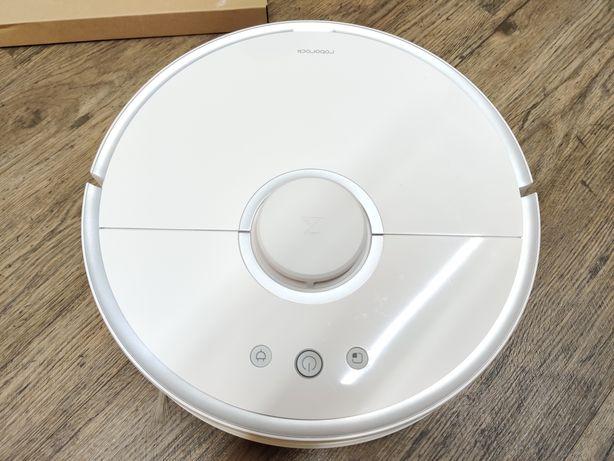 Моющий робот-пылесос Xiaomi Roborock S5