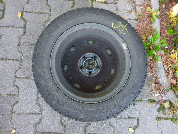 Opony zimowe Dębica Frigo 165/70R14 + Felgi stalowe
