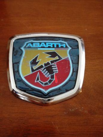 Fiat Abarth znaczek/ emblemat